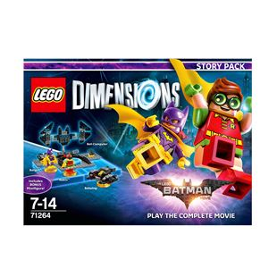 LEGO Dimensions Story Pack: Batman Movie
