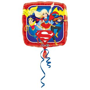 DC Super Hero Girls 43cm Foil Balloon