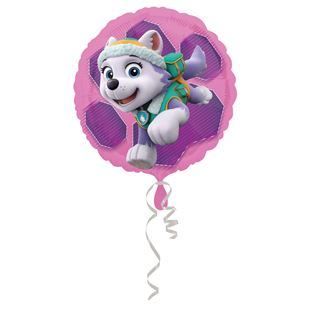 Paw Patrol Skye & Everest 43cm Foil Balloon