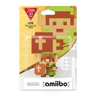 Nintendo amiibo Legend of Zelda series: 8 Bit Link