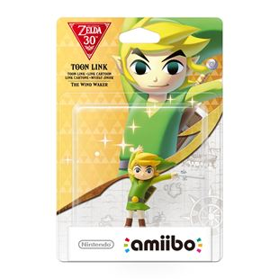 Nintendo amiibo Legend of Zelda series: Toon Link