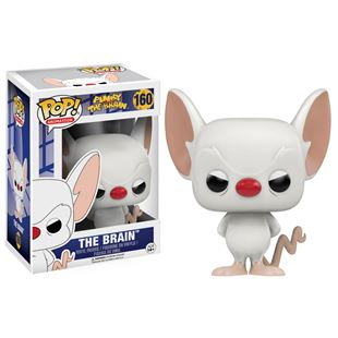 POP! VINYL: Pink & the Brain - Brain