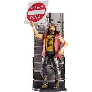 WWE Elite Series 48 Cactus Jack Figure
