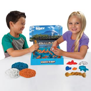 Finding Dory Kinetic Sand Dory's Adventure