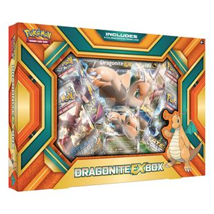 Pokemon TCG: Dragonite EX Box