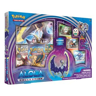 Pokemon TCG: Alola Collection