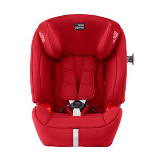 Britax Romer Evolva Group 1-2-3 SL SICT Car Seat Flame Red