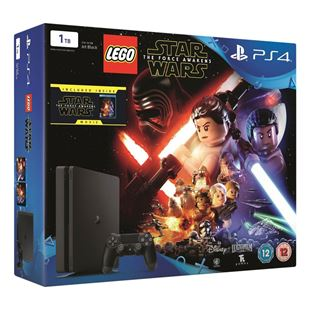 PS4 1TB LEGO® Star Wars™: The Force Awakens™ Console Bundle