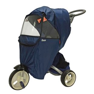 Little Tiger Trike Blue Raincover