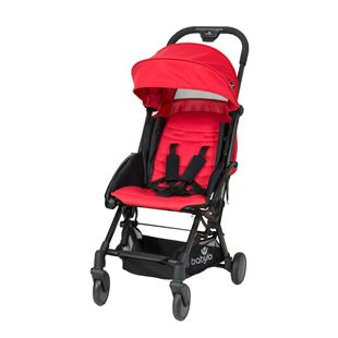 Babylo Scat Stroller Black/Red