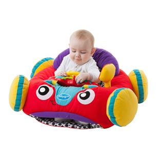 Playgro Music and Lights Comfy Car Red