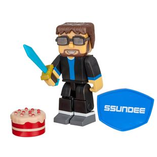 Tube Heroes SSundee Figure and Accessories