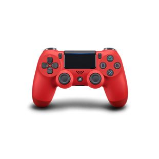 PlayStation 4 Dualshock V2 Controller Red