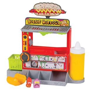 Grossery Gang Horrid Hot Dog Playset