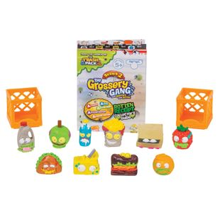 Grossery Gang 10 Pack Series 2