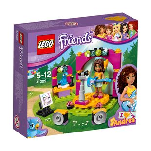 LEGO Friends Andreas Musical Duet 41309