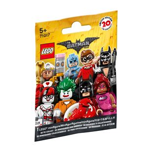 LEGO Minifigures THE LEGO BATMAN MOVIE  71017