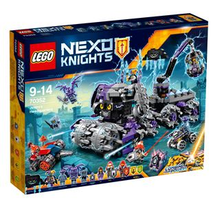 LEGO NEXO KNIGHTS Jestro's Headquarters 70352