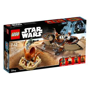 LEGO Star Wars Desert Skiff Escape 75174