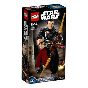 LEGO Star Wars Rogue One Chirrut Îmwe 75524