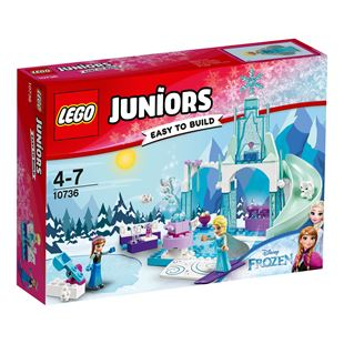 LEGO Juniors Disney Anna & Elsa's Frozen Playground 10736