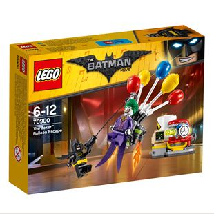 LEGO The Batman Movie The Joker Balloon Escape 70900