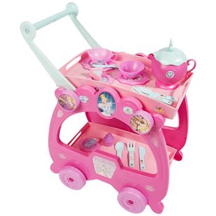 Princess Tea Party Trolley