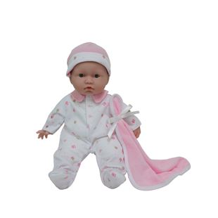28cm La Baby with Pink Outfit Set