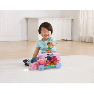 Vtech Toot Toot Kingdom Princess Carriage