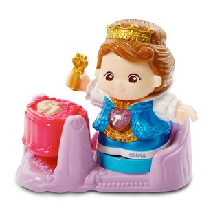Vtech Toot Toot Kingdom: Queen with Cradle