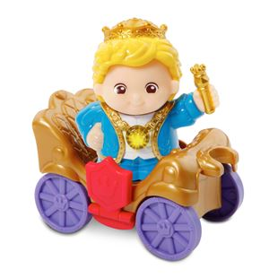 Vtech Toot Toot Kingdom: King with Throne
