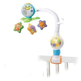 Vtech Pack and Go Travel Mobile