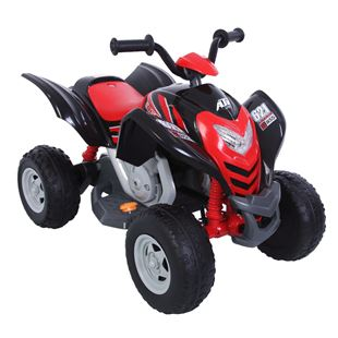 Red ATV 6V Ride On