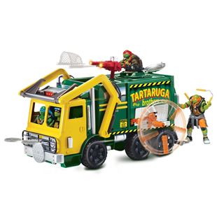Turtles Movie 2 Tactical Truck