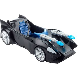 Justice League Action Twin Blast Batmobile Vehicle 30cm