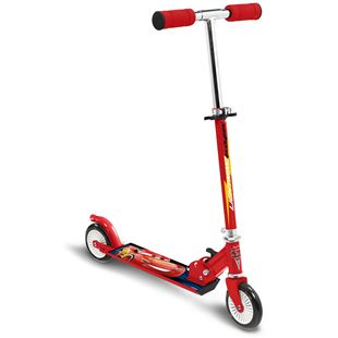 Cars 3 Folding Inline Scooter