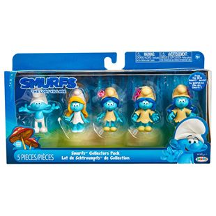 Smurf The Lost Village 5 Figure Collectors Pack