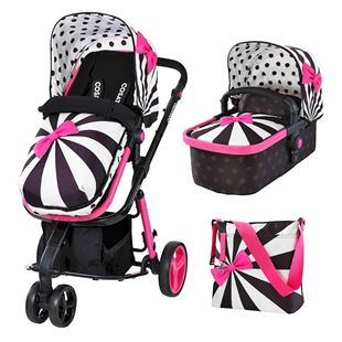 Cosatto Giggle2 Pram and Pushchair- Go Lightly 2
