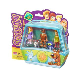Scoby Doo Mystery Mini 5 Figure Pack Assortment