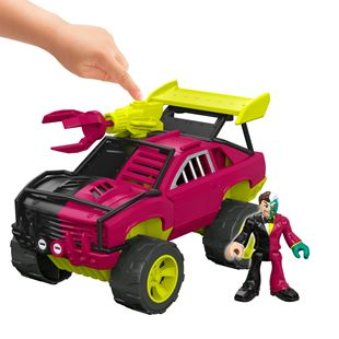 Imaginext Streets Of Gotham City Two-Face & SUV
