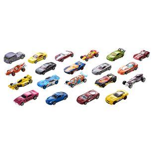 Hot Wheels 20 Car Pack - Assortment