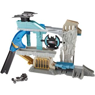 Hot Wheels DC Batcave Play Set