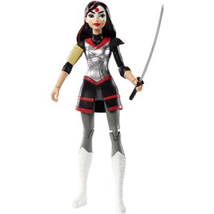 DC Super Hero Girls Katana 15cm Doll
