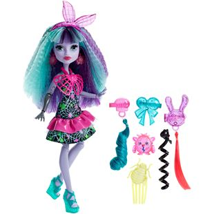 Monster High Electrified Hair Raising Ghouls Twyla Doll