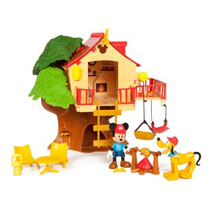 Disney Mickey Mouse Tree House Adventure Set