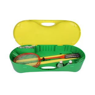 Badminton Easy Set with Rackets & Shuttles