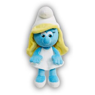 Smurfs 20cm Bean Bag Plush W1 Smurfette