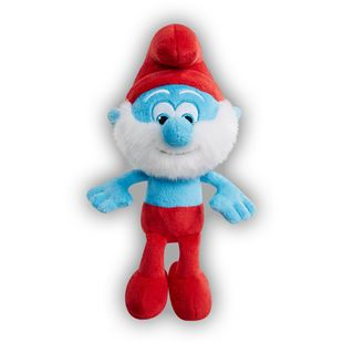 Smurfs 20cm Bean Bag Plush W1 Papa Smurf