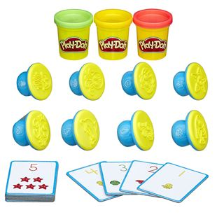 Play-Doh Shape and Learn: Numbers and Counting