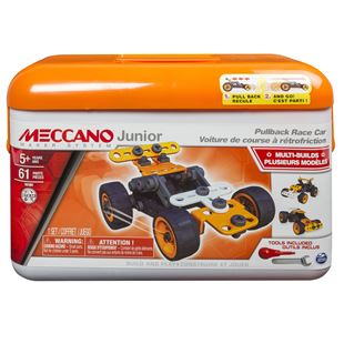 Meccano Junior Toolbox - Assortment